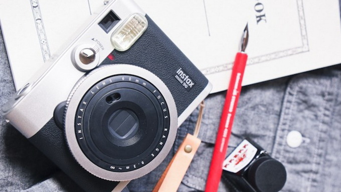 Fujifilm instax mini90 開箱實測,拍立得的大人氣王牌   DIGIPHOTO-用鏡頭享受生命