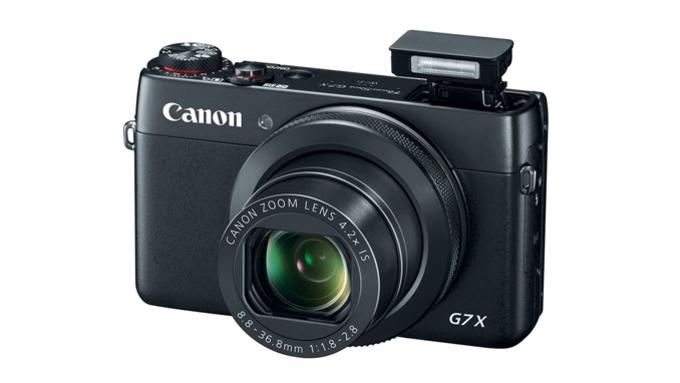 Canon PowerShot G7 X 發表,跟進1吋感光元件、採用觸控螢幕   DIGIPHOTO-用鏡頭享受生命