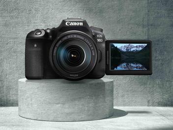 Canon新款APS-C數位單眼相機EOS 90D 極速上市