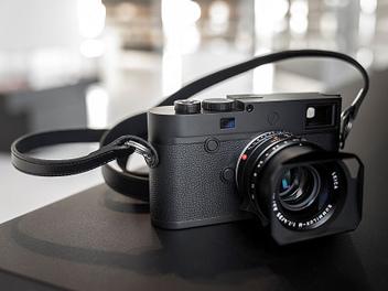 【新品快訊】徠卡 M10 Monochrom|黑白攝影品質的新維度
