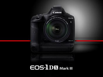 Canon EOS-1D X Mark III最新韌體 Ver1.1.0推出