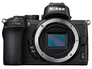Nikon Z50最新韌體 Ver1.11推出