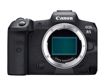 可信度50%,Canon EOS R5 若單機身售價要新台幣20萬,大家會買單?