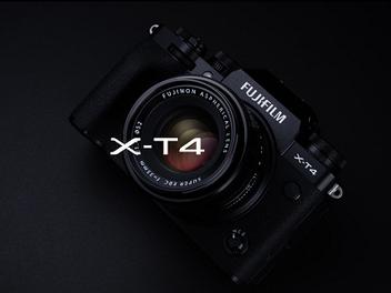 FUJIFILM X-T4最新韌體 Ver1.01推出