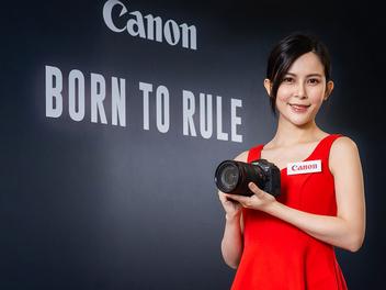 新一代全片幅無反光鏡單眼EOS R5 & EOS R6 與四款RF鏡頭、兩款RF增距鏡 全力強化EOS R系統之陣容