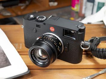 徠卡M10-R相機 - 徠卡傳奇旁軸相機4000萬像素新境界,建議售價新台幣26萬