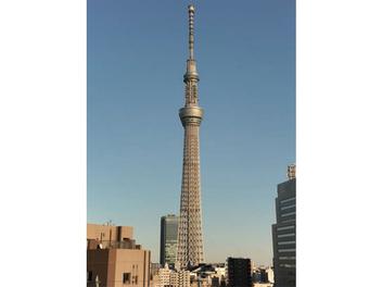 360度看東京晴空塔
