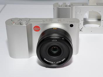 徠卡 Leica T 微單眼 登台亮相,頂級 德國 工藝完美傳承