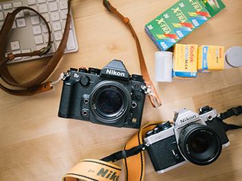 【不美麗.吾寧死】Nikon Df 外觀與使用漫談