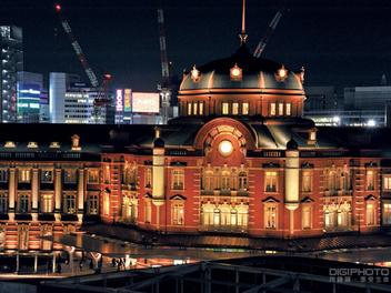 東京印象再啟動-東京車站城