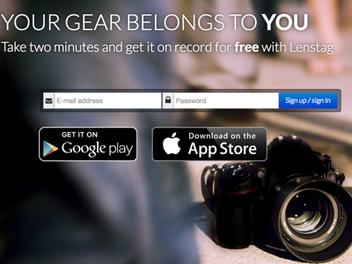 免費 相機 鏡頭 防竊網站,追蹤 EXIF 找回心愛器材