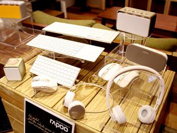 潮牌科技精品Rapoo無線周邊產品亮眼登場, 雷柏多項iF設計大獎產品領軍,再創科技時尚焦點