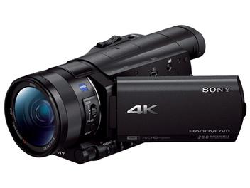 Sony Handycam數位攝影機, 輕巧機身開創卓越視野