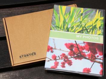 STORY365製作自己的攝影作品集,用相片紀錄精彩每一天
