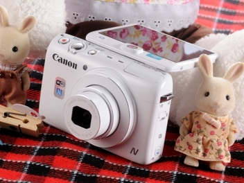 Canon PowerShot N100 體驗 報告: 攝影 不孤單,雙 鏡頭 前後同時記錄
