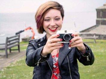 世界 第一台 數位 Diana 相機 Rhiana ? 限量 1,000 台全球預購中