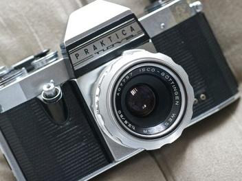 選購 二手 老相機 注意事項 - 單眼 SLR