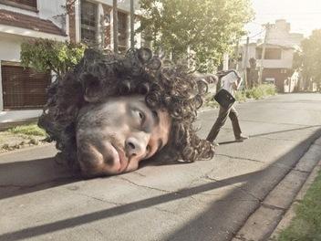 目瞪口呆! Photoshop  魔術師 Martin De Pasquale 的 瘋狂 系 超現實 攝影 作品