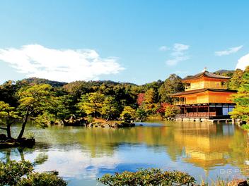 世界遺產―金閣寺