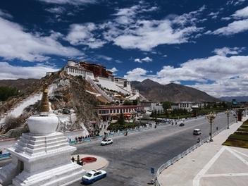 天堂最近的地方:西藏之旅 人文篇