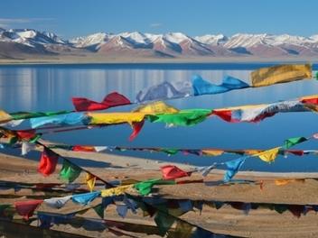 天堂最近的地方: 西藏 之旅 聖湖 篇