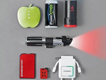 小東西大功用,七款 USB 行動電源 推薦