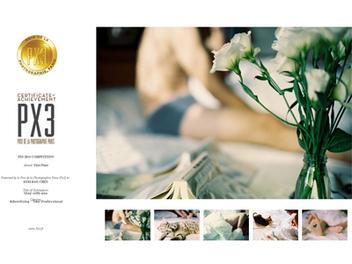 陳虧寶 × 2014 PX3 心得分享:開心拍照才能留下美麗作品