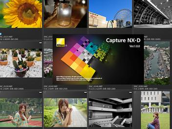 免費 Nikon Capture NX-D 繁體中文 正式版 試用報告