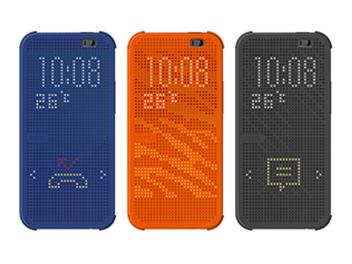 HTC DOT VIEW炫彩顯示保護套, 全面進化 更聰明 更直覺