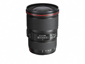 首款具備IS功能L級超廣角變焦鏡頭,Canon EF 16-35mm f/4L IS USM 台灣正式銷售