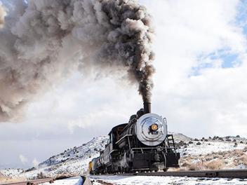 進擊的鐵道,素人攝影師捕捉 蒸汽火車頭 的無限魅力
