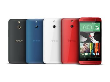 HTC ONE (E8) 潮流旗艦,享受5吋Full HD高畫質螢幕