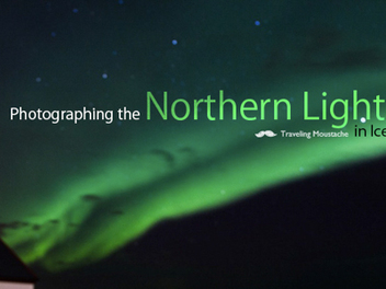 攝影經驗分享:簡易版 極光 拍攝教室