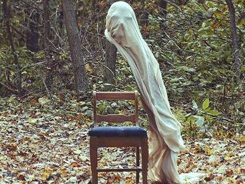 詭異無臉人攝影: Christopher McKenney超現實創作