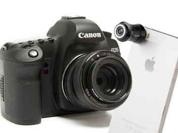 Lensbaby 推出 手機 鏡頭 LM-10 與 相機 移軸鏡頭 Sweet 50 Optic