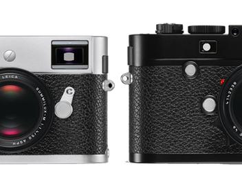 可樂標 不見了? Leica M 系列新相機 M-P Digital 低調登場