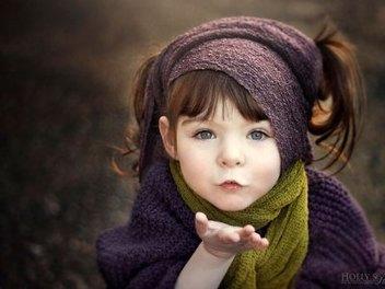 攝影師 媽咪 眼中最美的 model ,斷臂的小小謬思女神