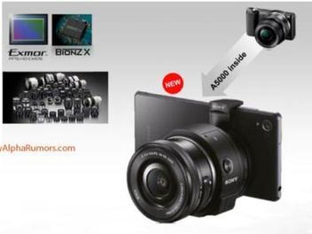 Sony QX1 手機相機即將現身?還可以轉接DSLR/EVIL鏡頭?