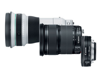 Canon EF 400mm f/4 DO IS II USM、EF 24-105mm f/3.5-5.6 IS STM、EF-S 24mm f/2.8 STM 新鏡頭發表