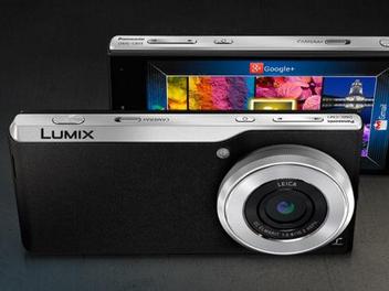 Panasonic DMC-CM1 硬體規格、範例照片分析,照相手機規格小評比