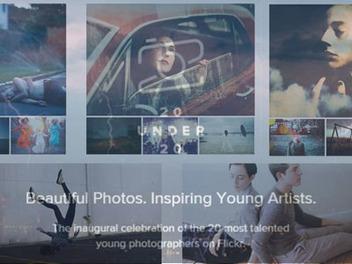 攝影 新生代 的 奇幻 魔力, Flickr 精選20位20歲以下的 少年 攝影師