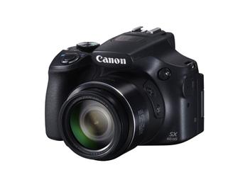 Canon PowerShot SX60 HS旗艦級高變焦類單眼,輕鬆應對不同望遠題材
