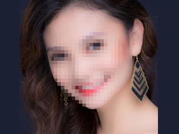 正妹 選美 比賽照片 P 很大,這樣的 柔膚 效果 你能接受嗎?