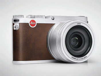全新德國製造定焦輕便相機,LEICA X 精彩影像品質