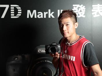 Canon APS-C數位單眼旗艦機皇EOS 7D Mark II 震撼登場