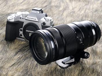 高階望遠變焦鏡實拍測試:Olympus M.ZUIKO  ED 40-150mm F2.8 PRO