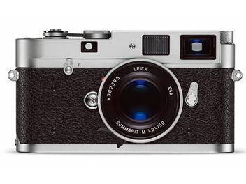 復古緩慢步調 LEICA M-A 機械式相機巔峰代表作