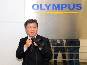 「可改變世界的鏡頭」,Olympus社長訪台強調其品牌價值