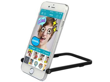 iPhone 6自拍利器「ahha自拍神框」,手機殼+APP應用 自拍 從此不一樣