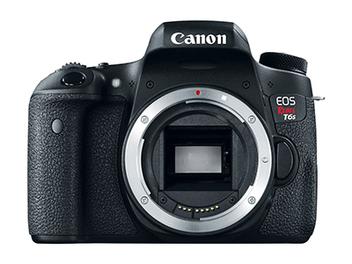 Canon EOS 750D / 760D 正式發表:升級24MP、搭載機頂顯示螢幕
